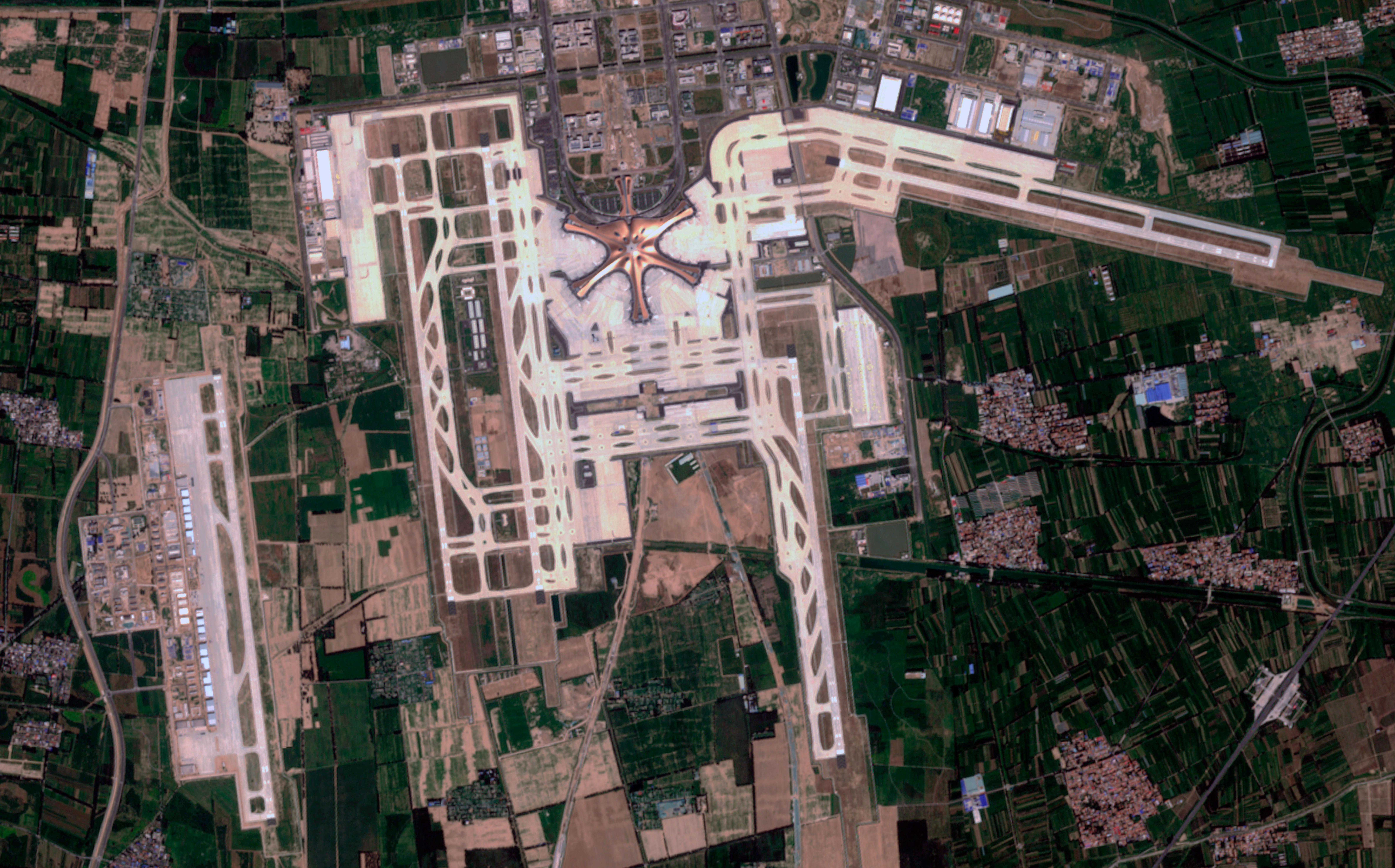 Aeropuerto Internacional de Pekín-Daxing