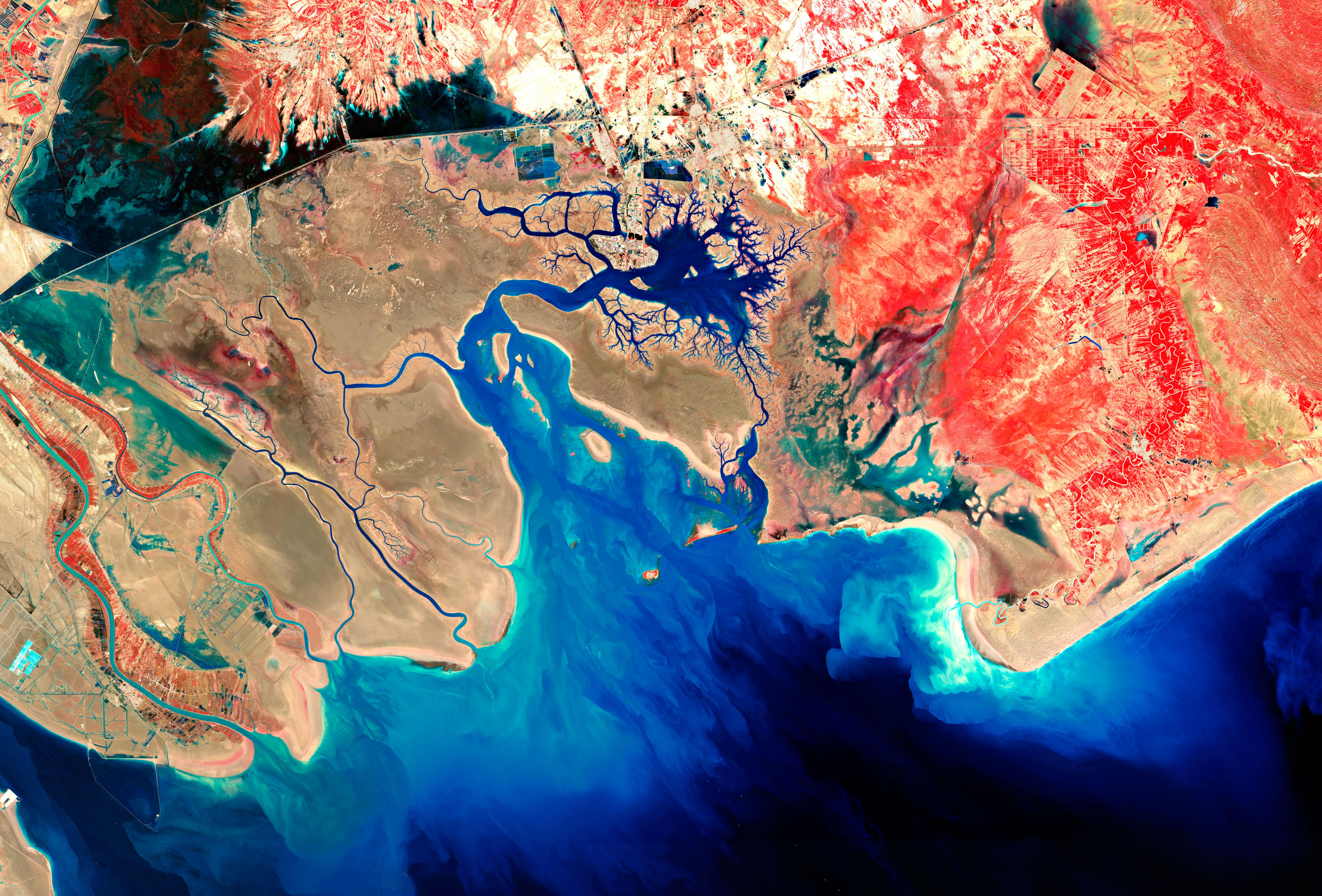 Bandar Jomeiny, Golfo Persico