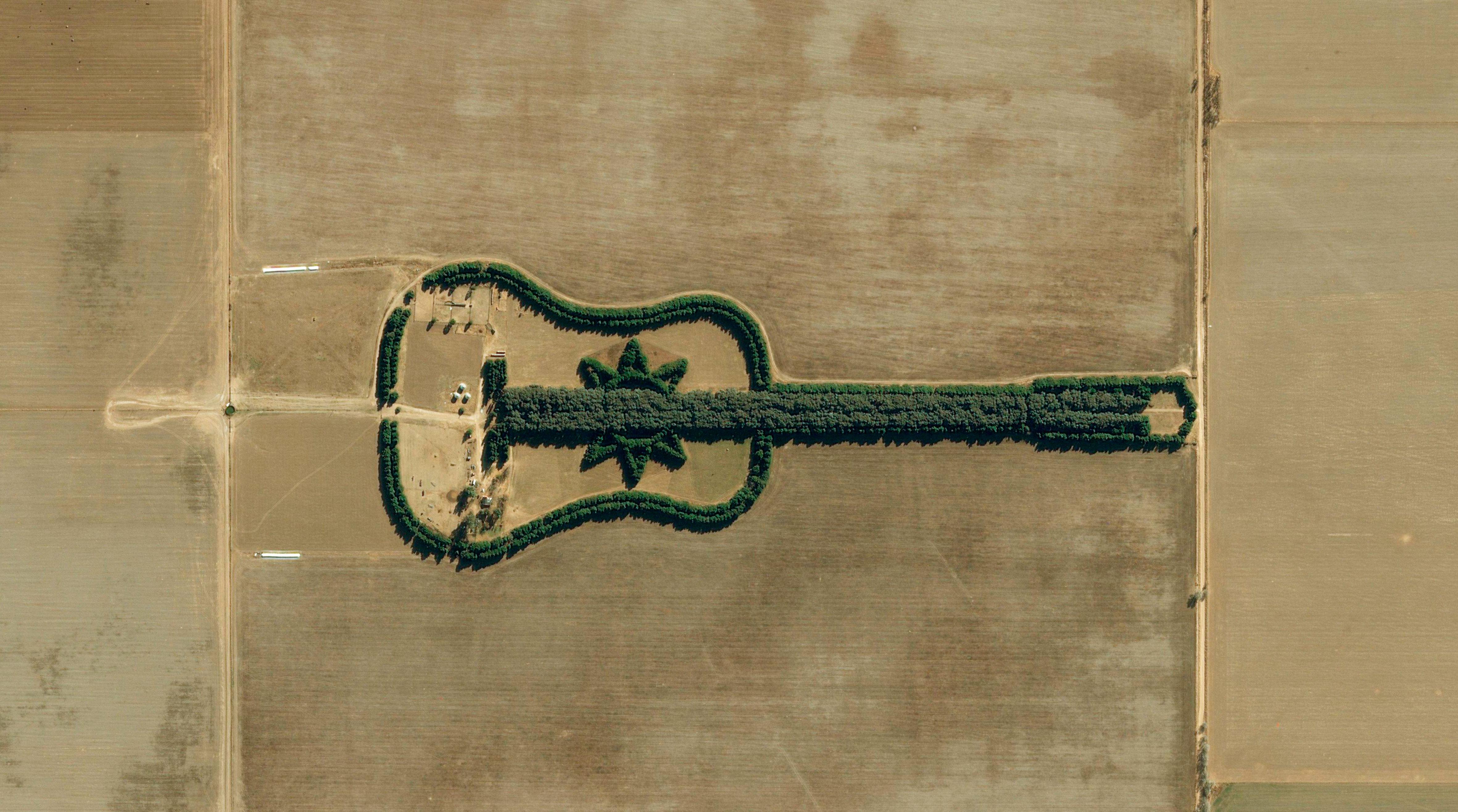 La guitarra de Pedro Martín Ureta, Córdoba