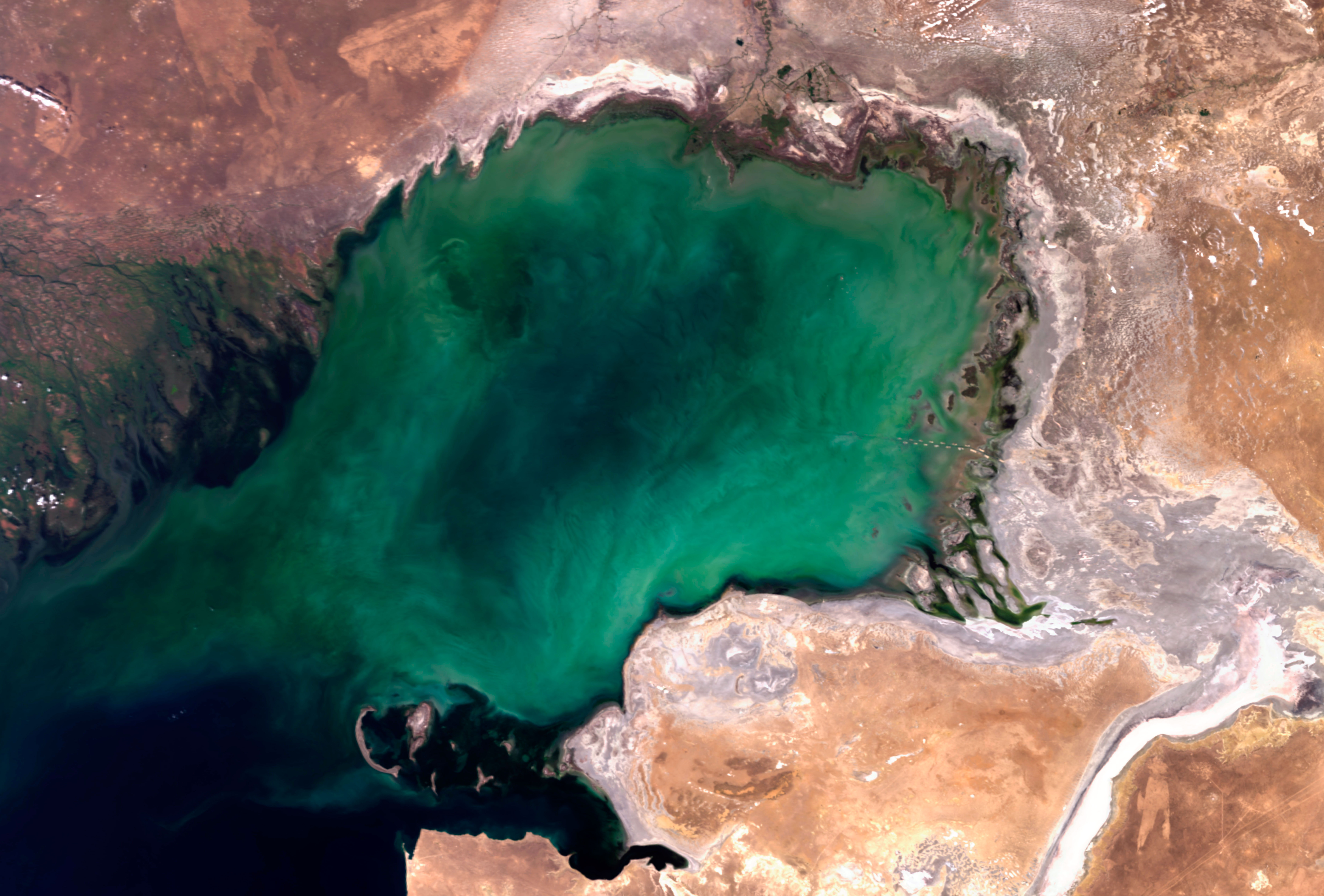 Norte del Mar Caspio