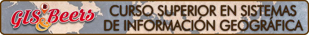 Curso Superior GIS