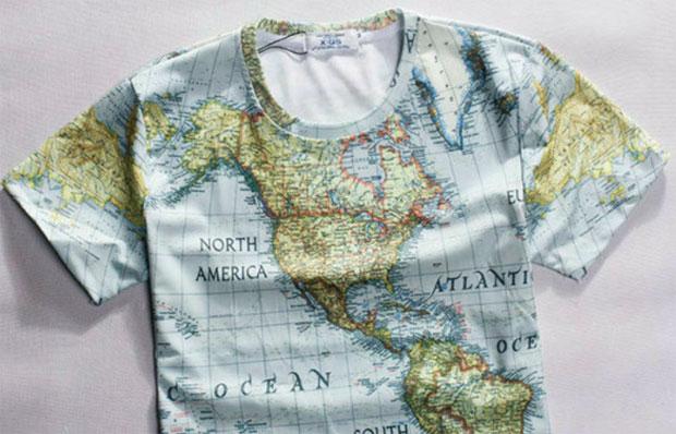 Camisetas GIS GISter