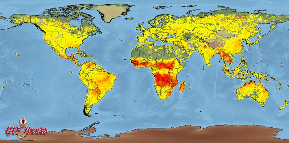 cartografia de Incendios