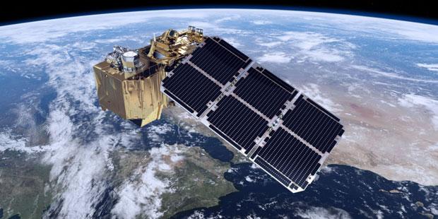 Descarga de imagenes satelite Sentinel