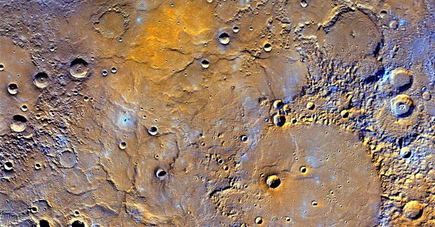 DEM MDE de Mercurio