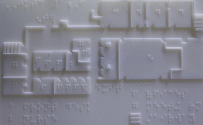 Mapa 3D desarrollado por Jason Kim y Howon Lee