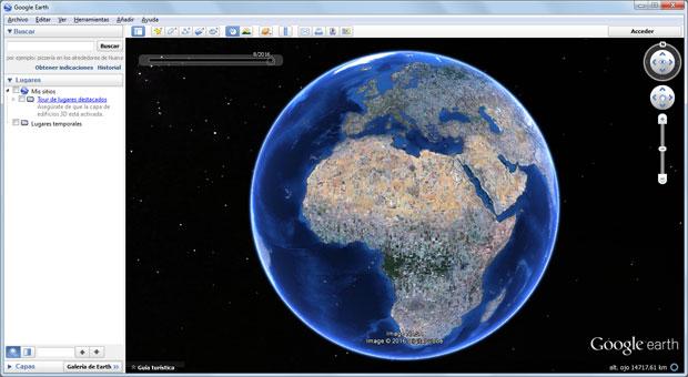 Imágenes históricas mundiales google