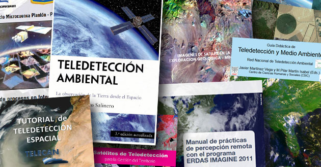 tutoriales de teledeteccion