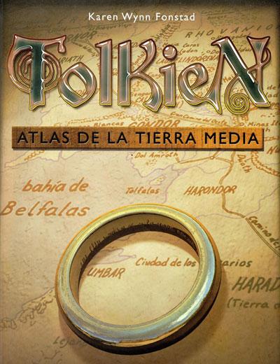 Atlas de la Tierra Media de Tolkien