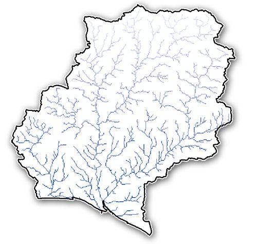 ordenes en redes hidrologicas