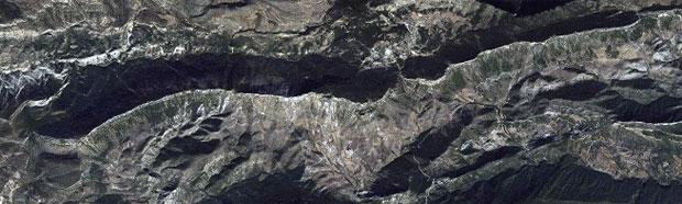 Valle o montaña