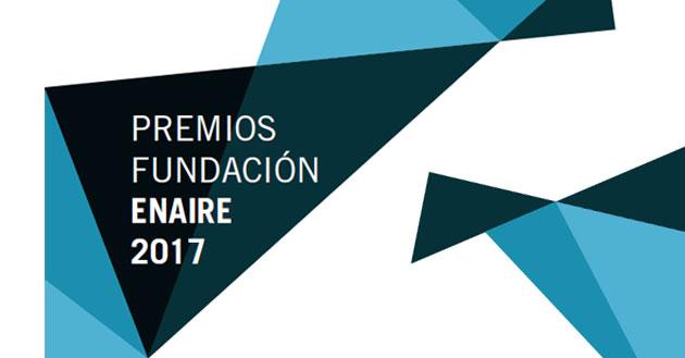 Premios Fundacion Enaire drones y aeronautica