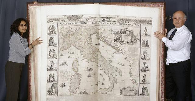 Atlas Klencke el atlas más grande del mundo