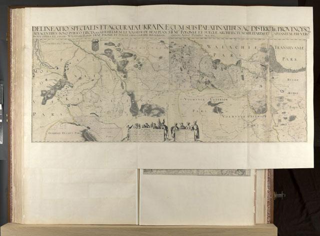 mapas del Atlas Klencke