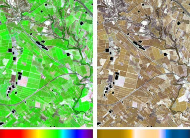 diseño de mapas para daltónicos