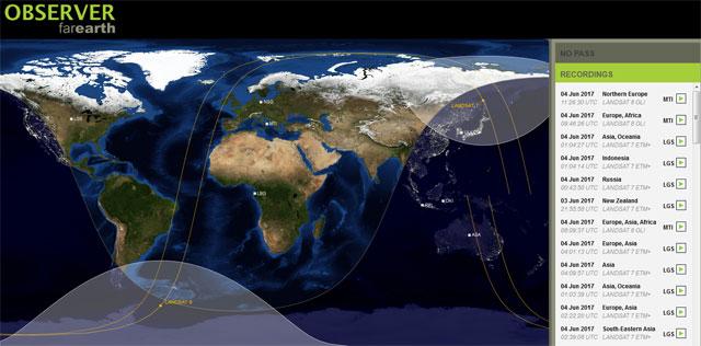 mapa satelital landsat