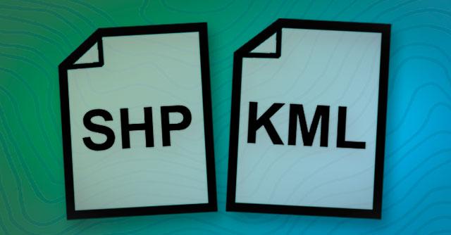Convertir shapefile a KML