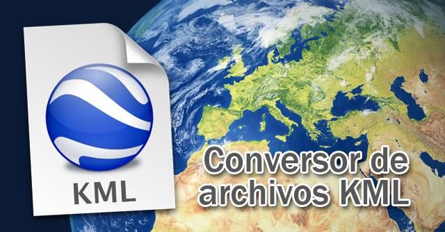 conversor de archivos kml