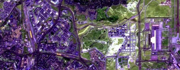 imágenes satélite