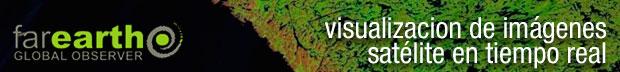 Imagenes satélite en tiempo real