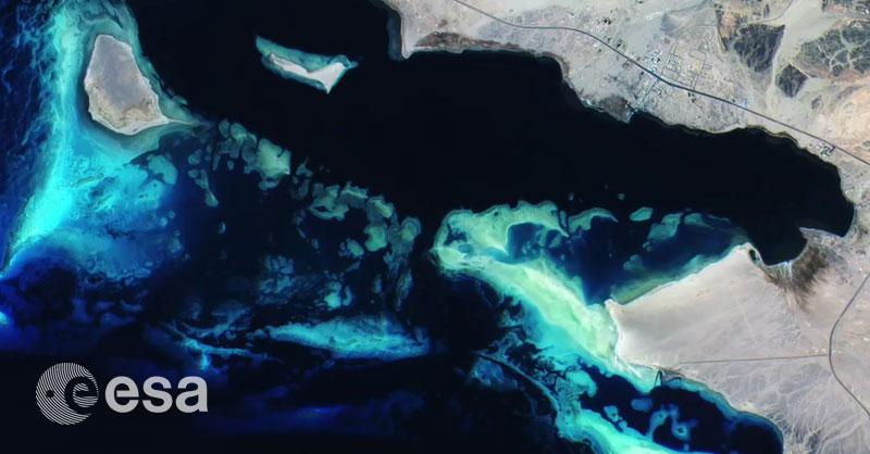 Curso de observación terrestre desde el espacio mediante satélites