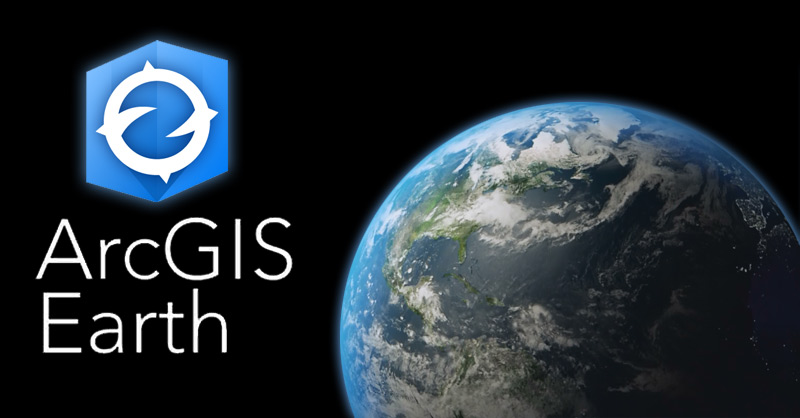 Descarga de ArcGIS Earth gratis