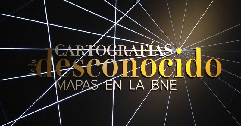 Cartografías de lo desconocido y mapas antiguos