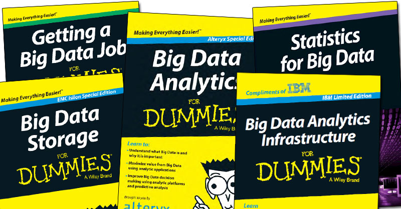 Descarga de manuales de Big Data