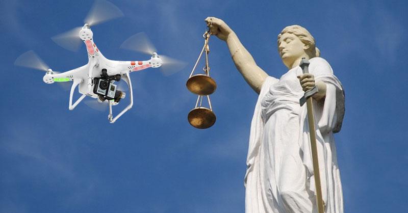 Nueva regulación de la ley de drones 18/2014
