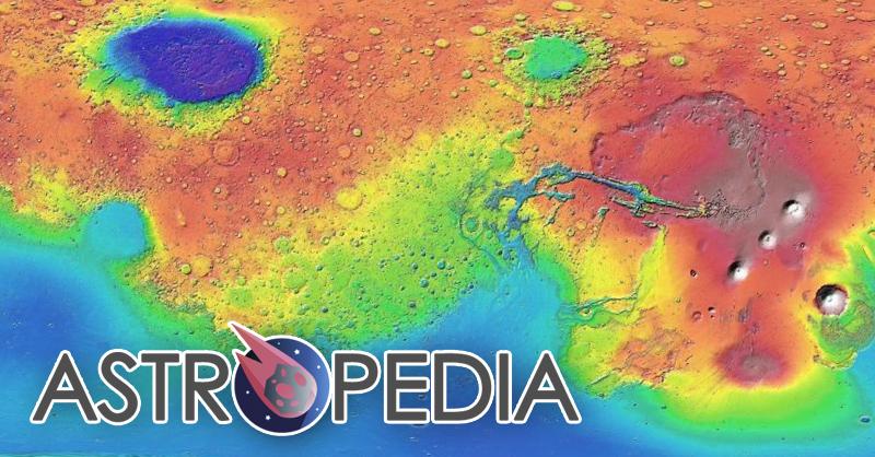 Astropedia: descarga de cartografía planetaria
