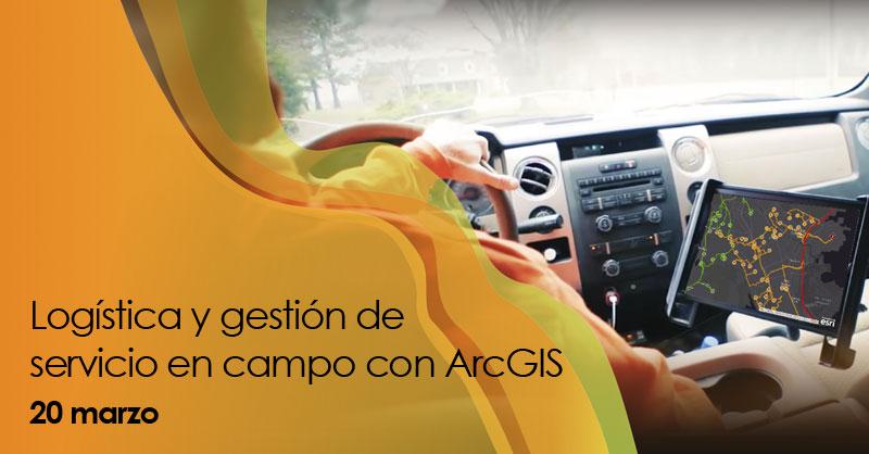 Webinar gestión de datos cartográficos en campo con ArcGIS