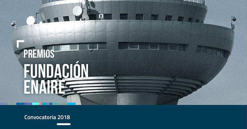Premios Fundación ENAIRE 2018