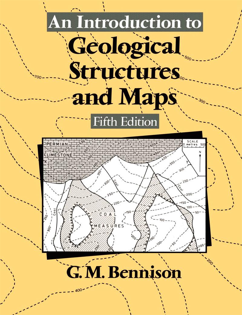 Introducción a estructuras geológicas y mapas