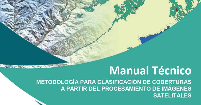 Manual técnico de procesamiento de imágenes satélite con ENVI