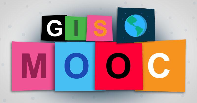 Listado de cursos MOOC GIS gratuitos