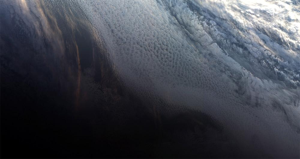 Imágenes Sentinel 3B de la Antártida