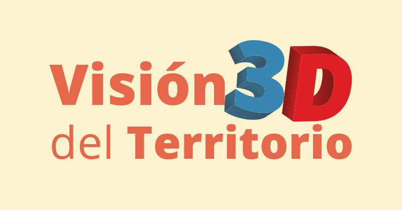 Taller de visión 3D del territorio