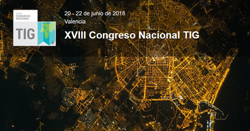 XVIII Congreso Nacional TIG