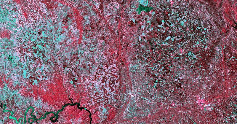 Curso NASA: Teledetección por radar y aplicaciones en tierra, agua y desastres