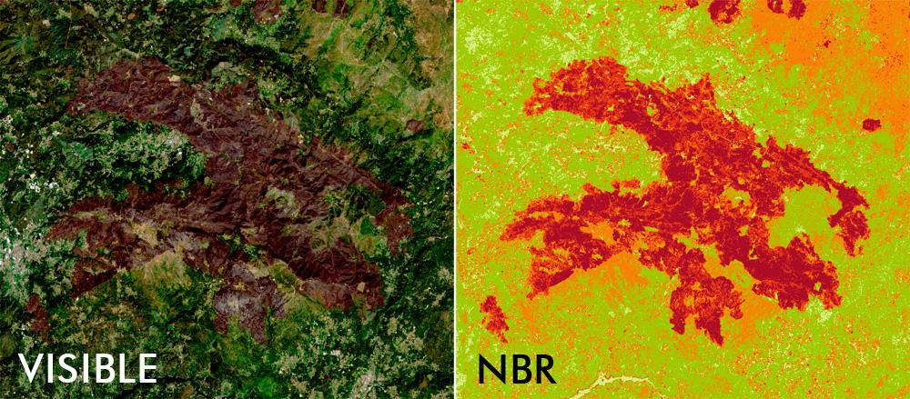 Valores índice de incendios NBR