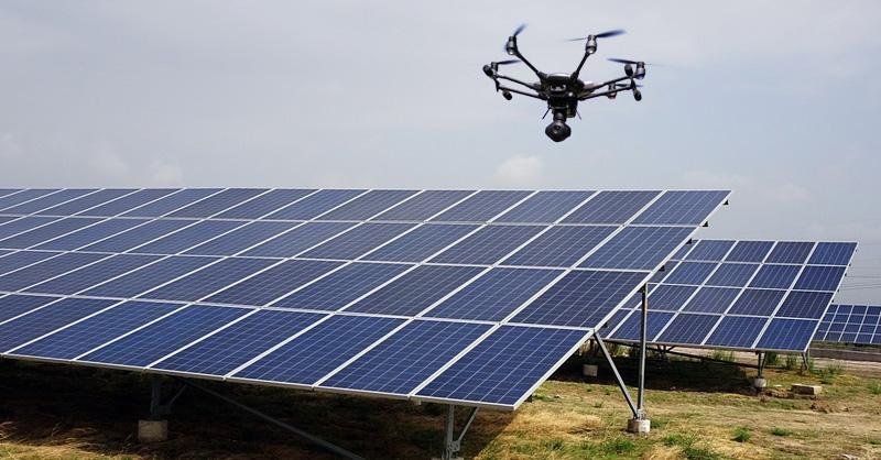 Webinar Incorporación de Drones en proyectos de Energía Solar