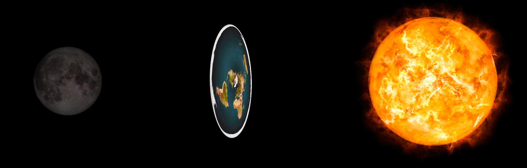 Perspectiva de un eclipse lunar