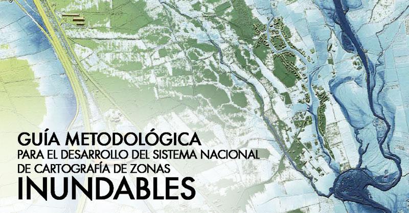 Manual de cartografía de zonas inundables