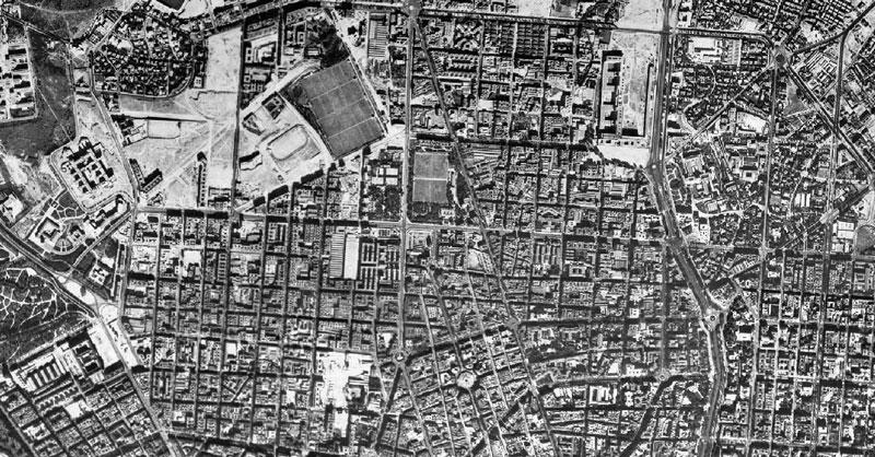 Descarga de imágenes del Vuelo Americano de 1956