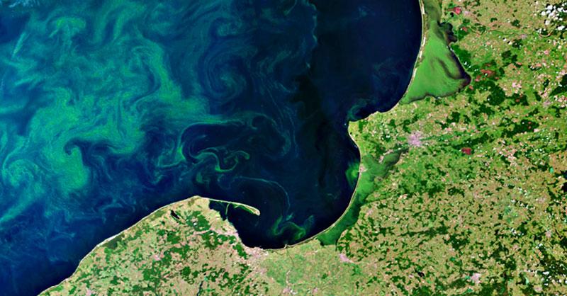 Imágenes Satelitales para el Monitoreo de la Calidad del Agua
