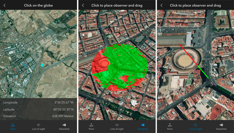 ArcGIS Earth para Android