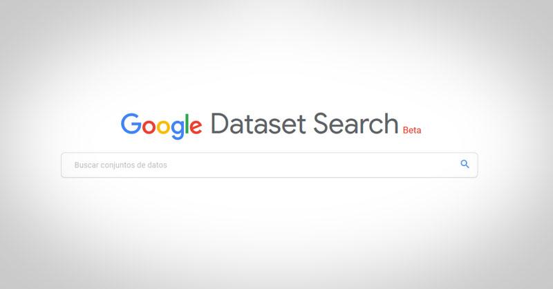 Open Data en el motor de búsqueda de Google