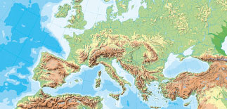 Mapa Físico Del Mundo.Mapa Fisico Del Mundo Archivos Gis Beers