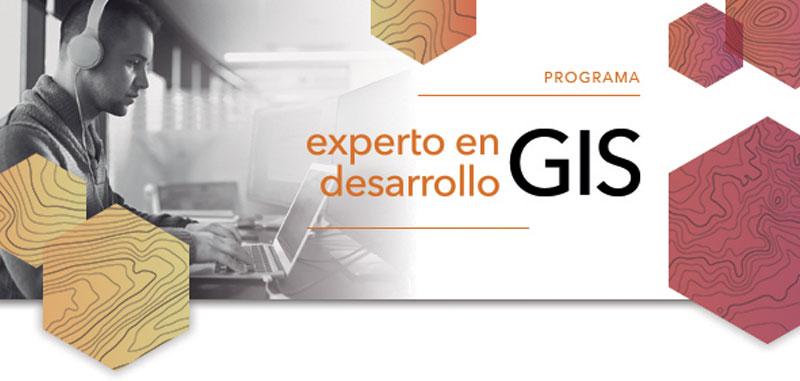 III Edición del Programa Experto en Desarrollo GIS
