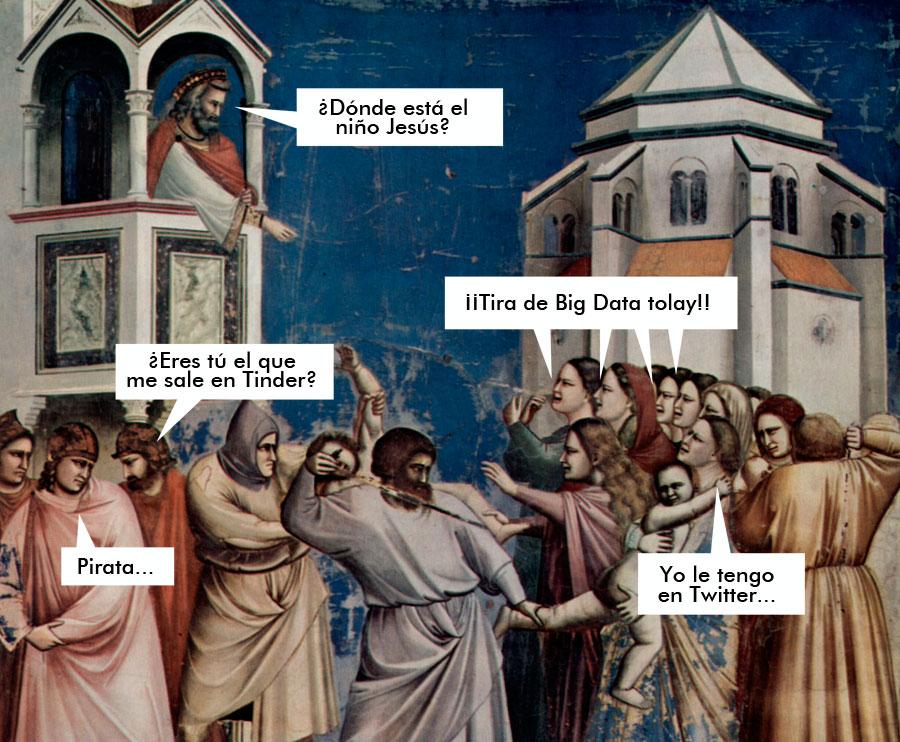 Meme geografía. Historias de la Biblia en versión GEO